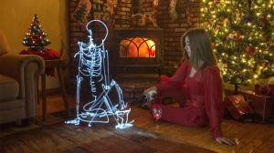 Christmas Spirits Light Painting