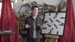 Crossword Puzzle Expert David Kwong NYTimes Wired
