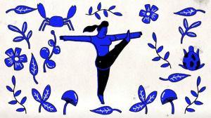 Dance, Dance Evolution Animation Aeon