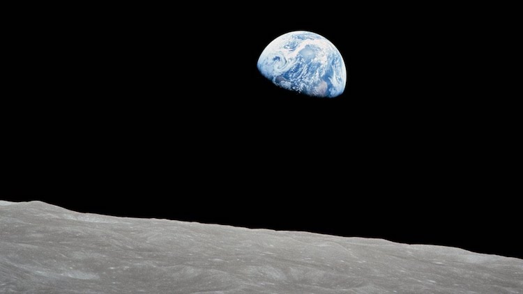 The Story of How Three Astronauts Aboard Apollo 8 Went 'Round the Moon and Back' on Christmas 1968