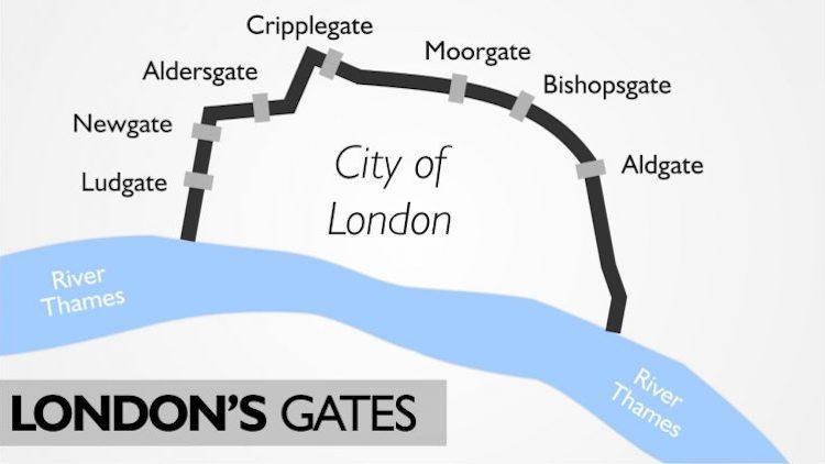 Gates of London