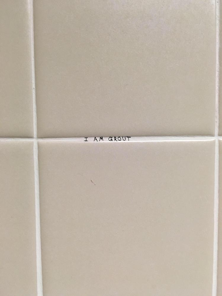 I Am Grout