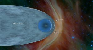 Illustration Voyager 1 and 2