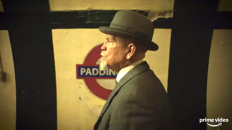 John Malkovich is Detective Hercule Poirot in a Serial Adaptation of Agatha Christie's 'The ABC Murders'