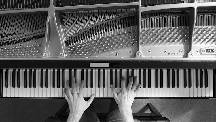 Josh Cohen Piano Cover Pink Floyd Comfortably Numb