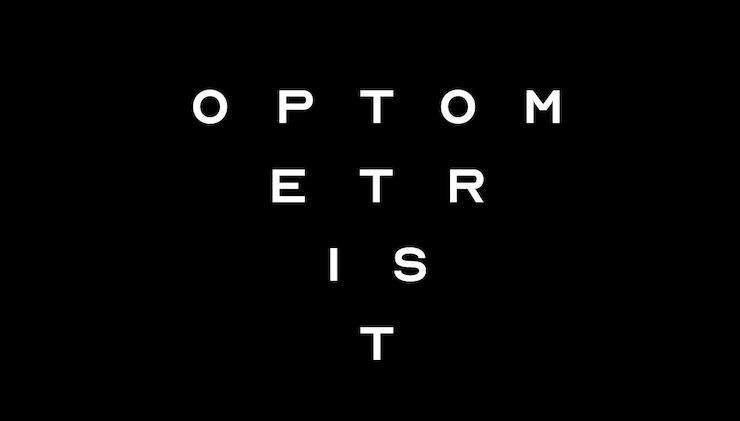 OPTOMETRIST Optician Sans Free Font