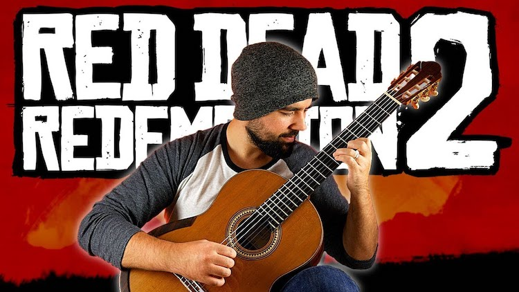 Red Dead Redemption 2 Beyond Guitar Nathan Mills