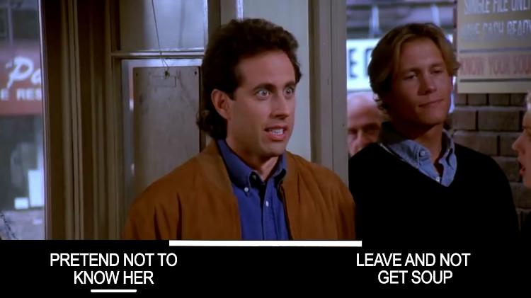 Seinfeld Bandersnatch