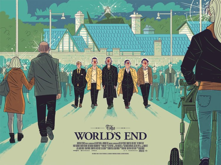 The World's End Logan Faerber