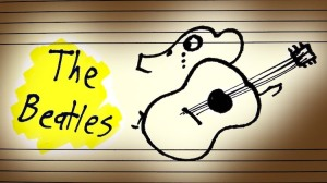 While My Guitar Gently Weeps 12Tone Doodle Explanation The Beatles White Album