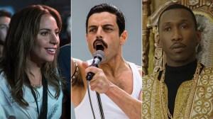 2019 Oscar Montage