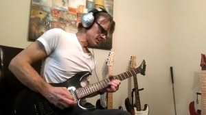 62 David Gilmour - Pink Floyd. Money solo cover by Kelly Dean Allen