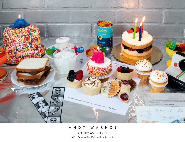Andy Warhol Candy and Cakes