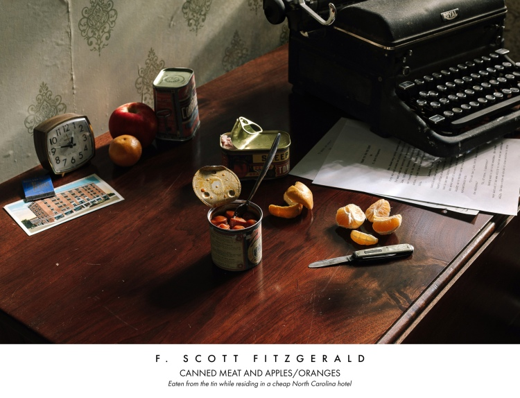 F Scott Fitzgerald Meal