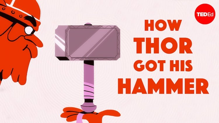 How Thor Got His Hammer