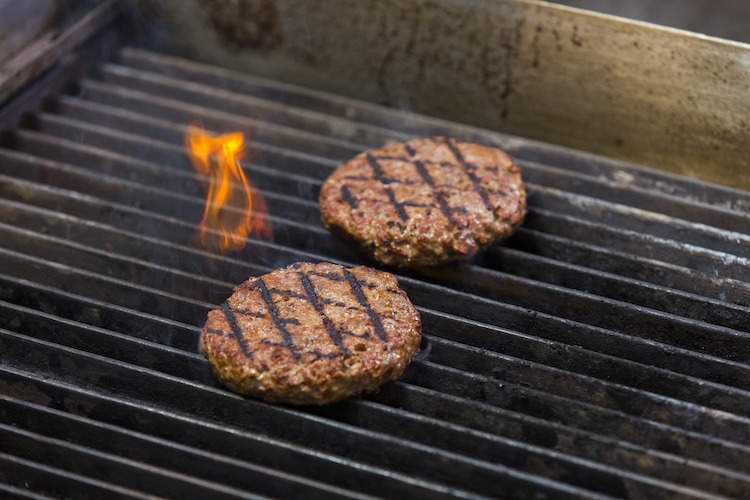 Impossible Burger 2.0 Grill
