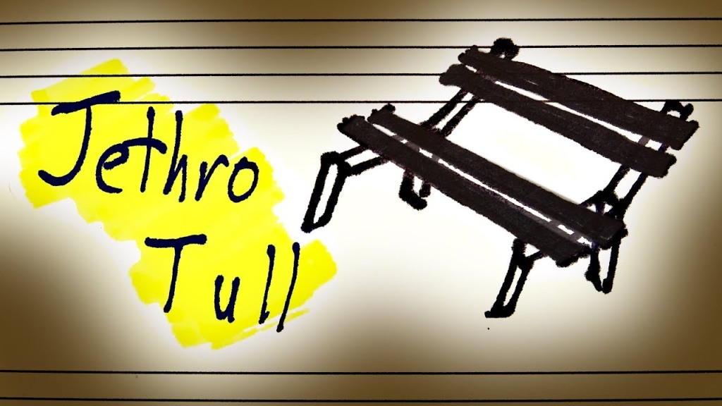 Jethro Tull Aqualung Music Theory 12Tone