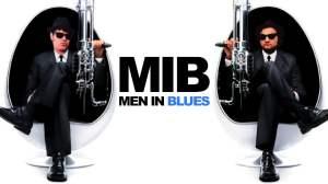 MIB Men in Blues Mashup Film