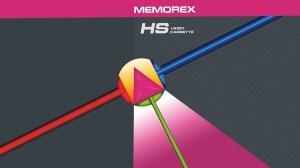 Memorex VHS Tape Label