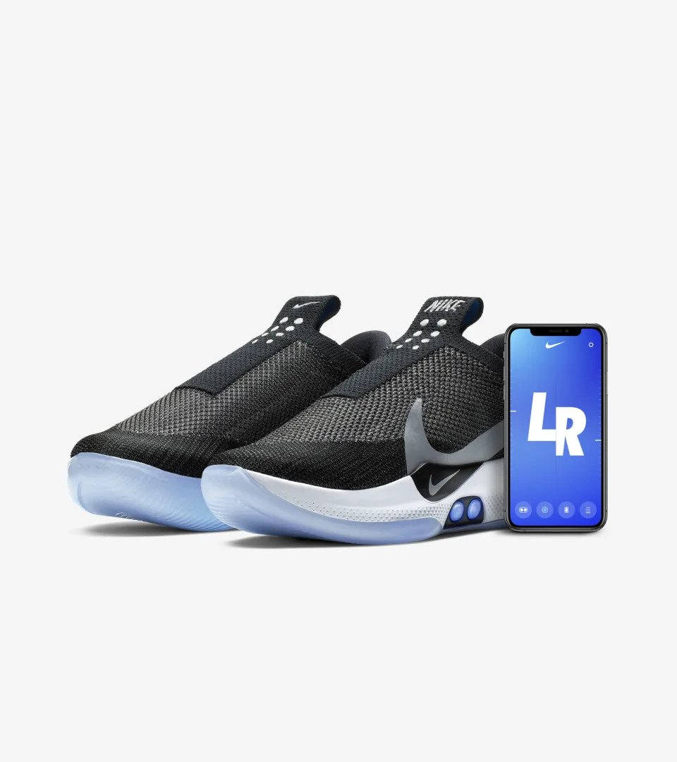 Nike Adapt BB Pair With Phone