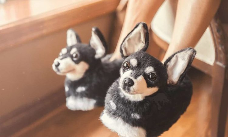 Plush Slippers Cuddle Clones