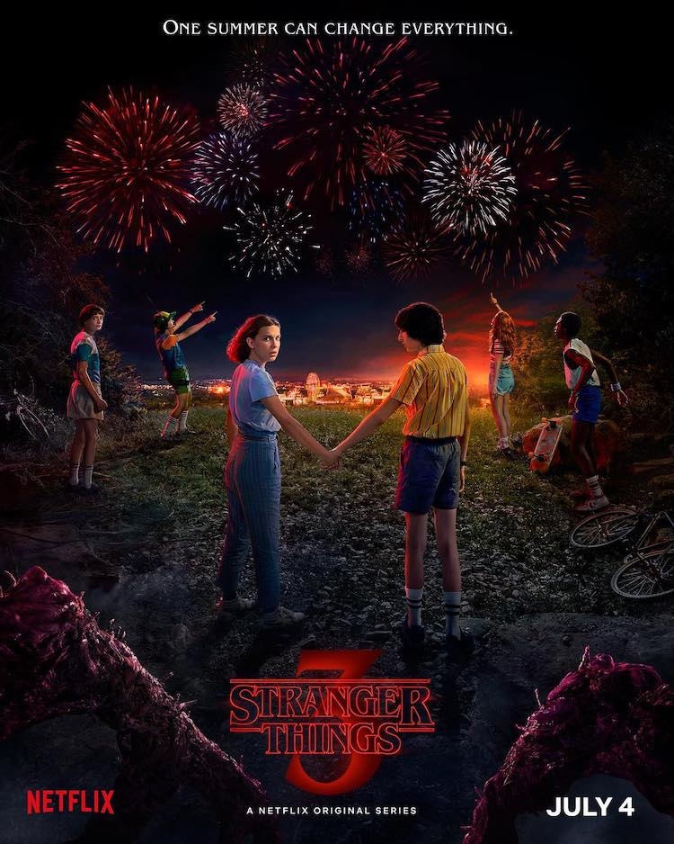 Stranger Things July 4th