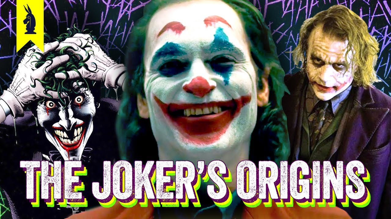 Why The Joker's Origin Story Doesn't Need to Be Told