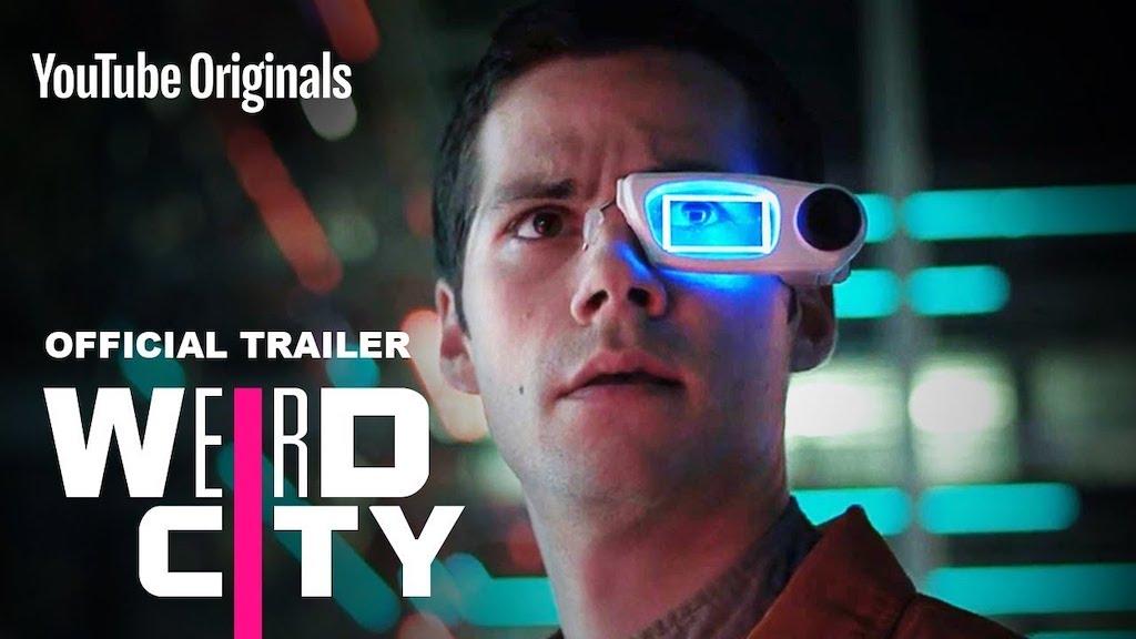 Weird City Trailer Jordan Peele Charlie Sanders