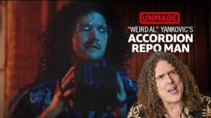 Weird Al Yankovic Accordion Repo Man