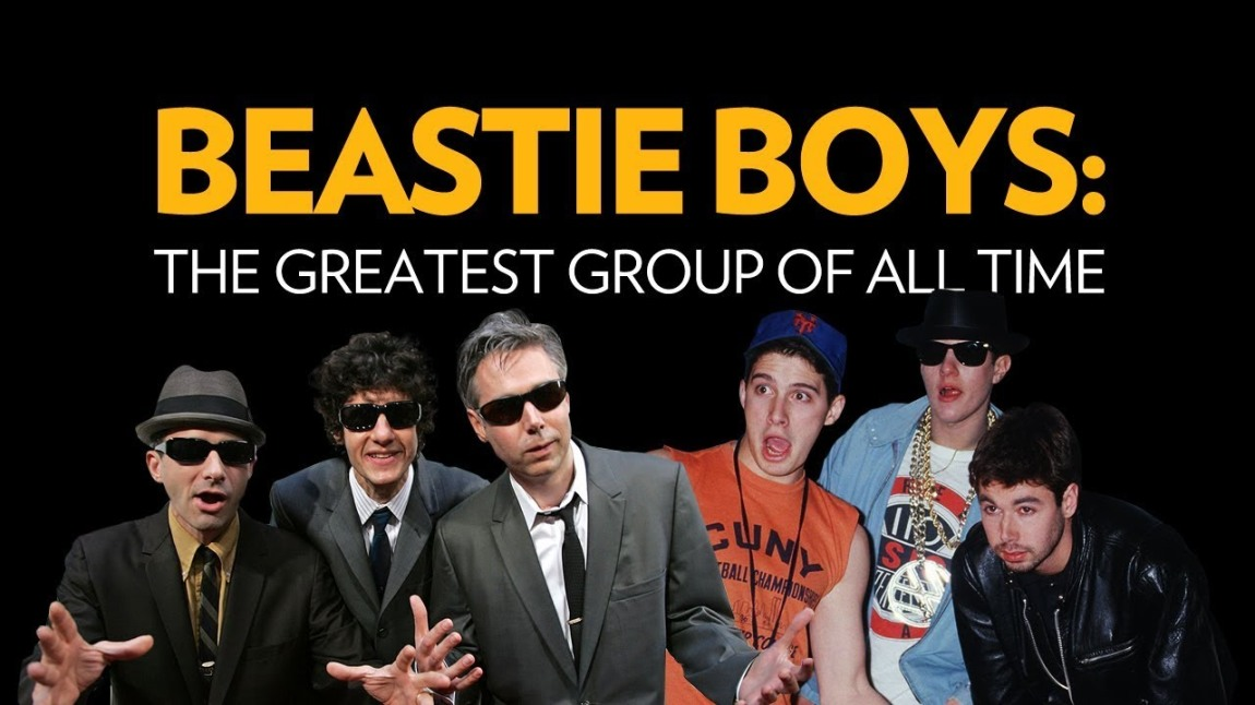 Beastie Boys Greatest Group of All Time