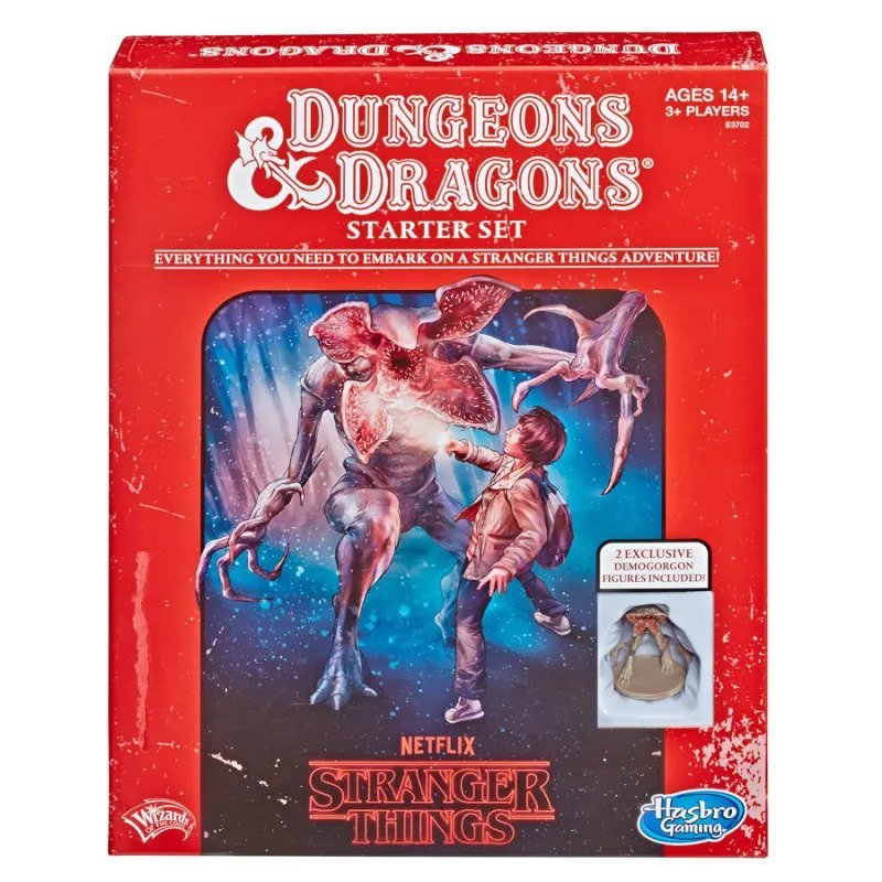 Hasbro Stranger Things DD Starter Kit