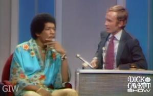 Jimi Hendrix on The Dick Cavett Show