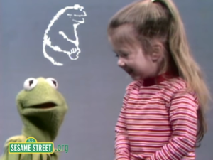 Kermit and Joey Say the Alphabet