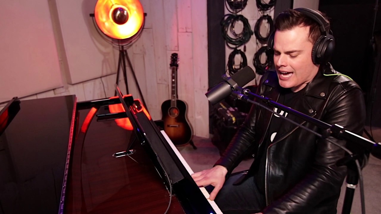 Musician Marc Martel Performs a Pitch-Perfect Cover of the Complicated Classic Queen Song 'Killer Queen'