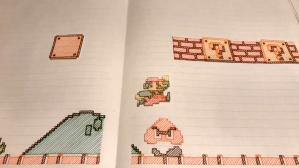 Paper Super Mario Bros