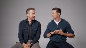 Ryan Reynolds and Hugh Jackman Call a Truce