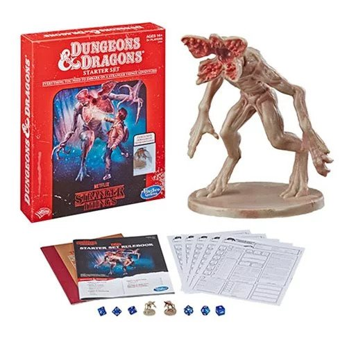 Stranger Things D&D Starter Kit