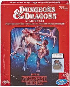 Stranger Things Dungeons and Dragons