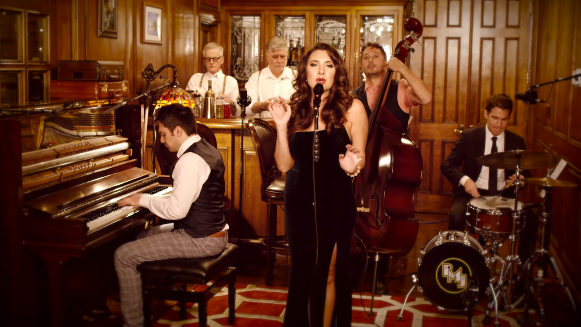 Sultry Cover of Pinky And The Brain Theme - Postmodern Jukebox (ft. Emily Goglia, Rob Paulsen, Maurice LaMarche)