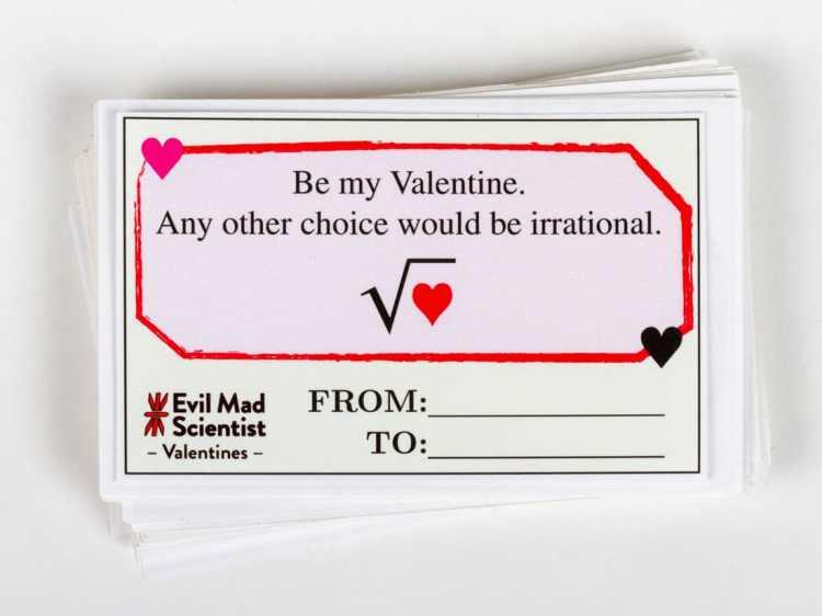Valentine Evil Mad Scientists