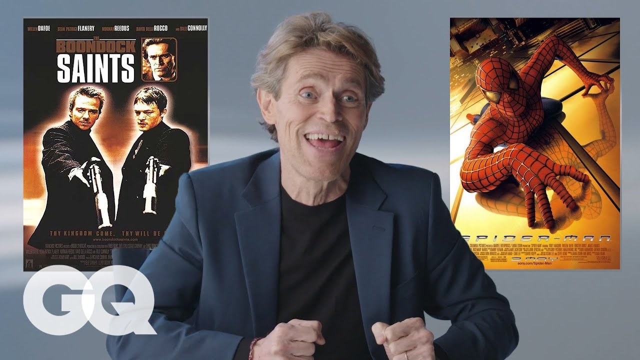 Willem Dafoe Breaks Down His Most Iconic Roles