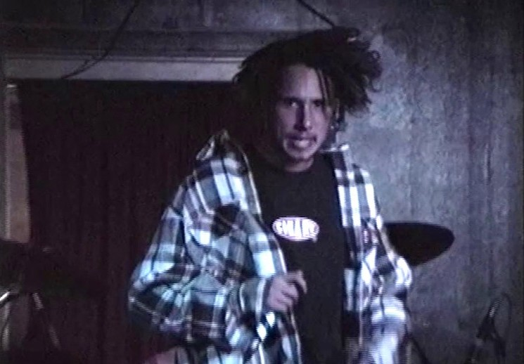 Incredible Footage of Rage Against the Machine Performing at Berkeley Square in November 1992