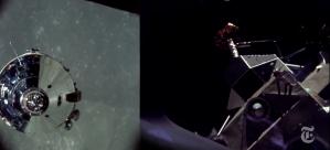 Apollo 11 Split Screen