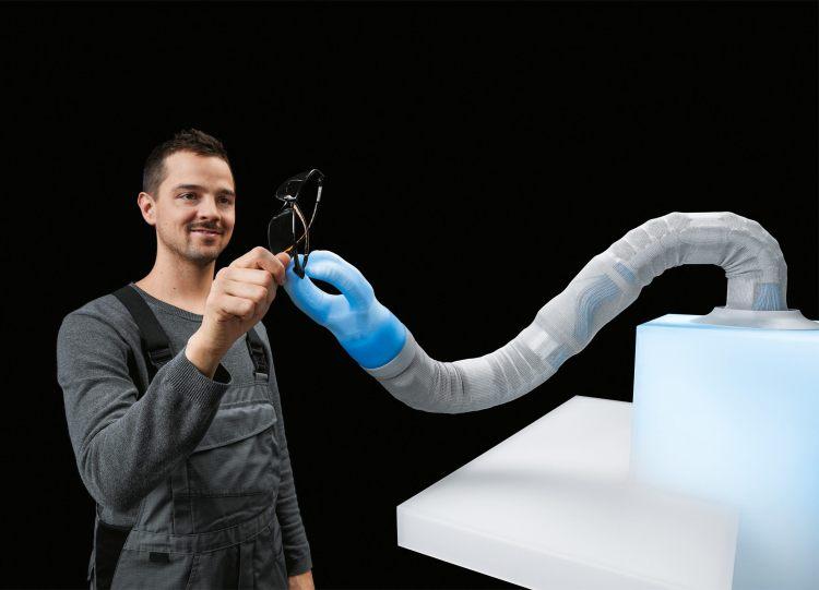 Bionic SoftArm