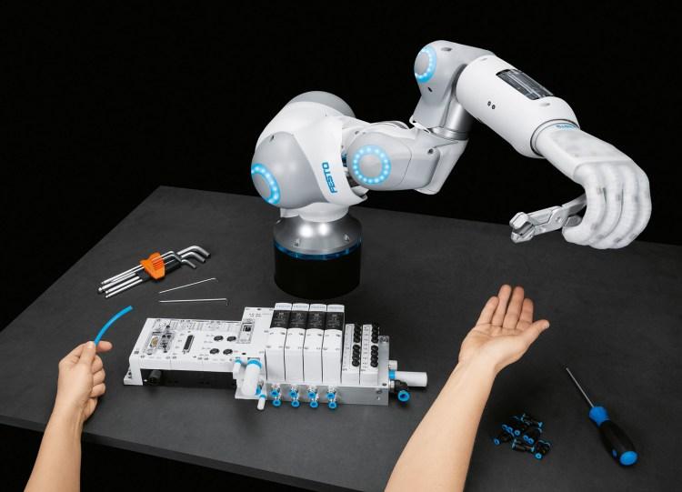 Festo Bionic Arm
