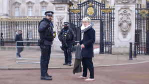 Breaking Ancient British Laws in Front of Police