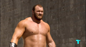 Gregor Clegane Character The Mountain