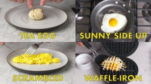 Eggs Preparations