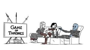 Game of Thrones Seasons Through Seven Animation