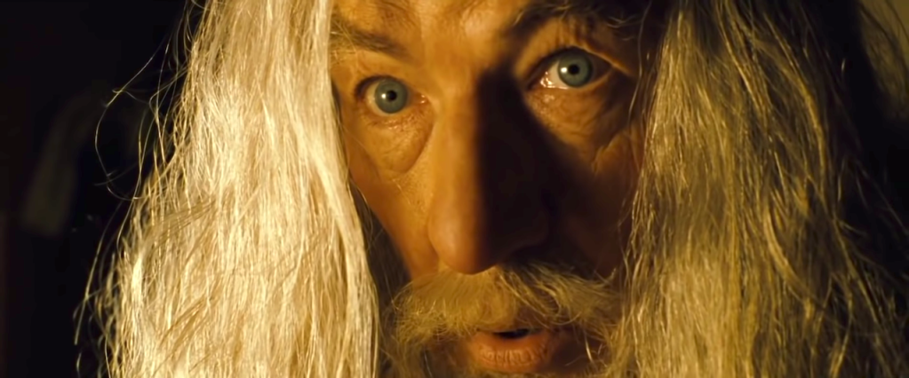 How Ian McKellen Uses His Eyes to Communicate Emotion